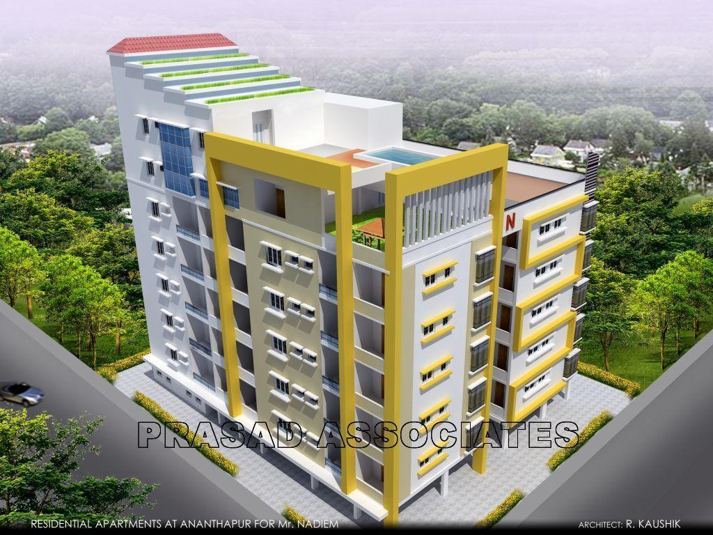 Apartments at Anantpur