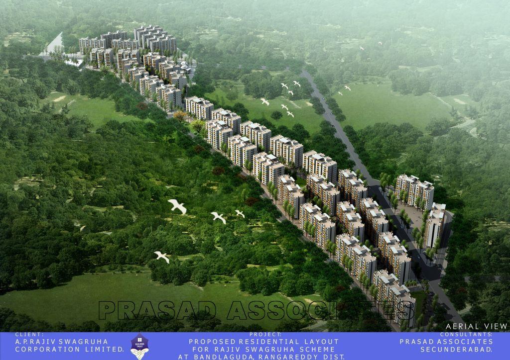 Aprscl – Sahabhavana Township at Bandlaguda
