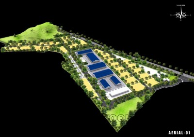 Mega Food Park at Mogili Village, Chittoor,Andhra Pradesh