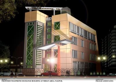 MADC Telecom Building