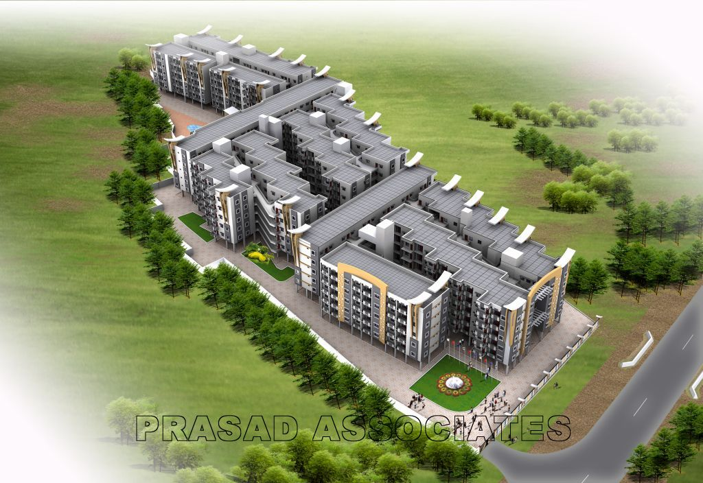 Modi Mayflower Heights at Mallapur, Hyderabad