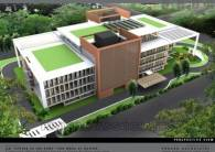 NRDA – Office Complex for Naya Raipur Development Authority at Naya Raipur