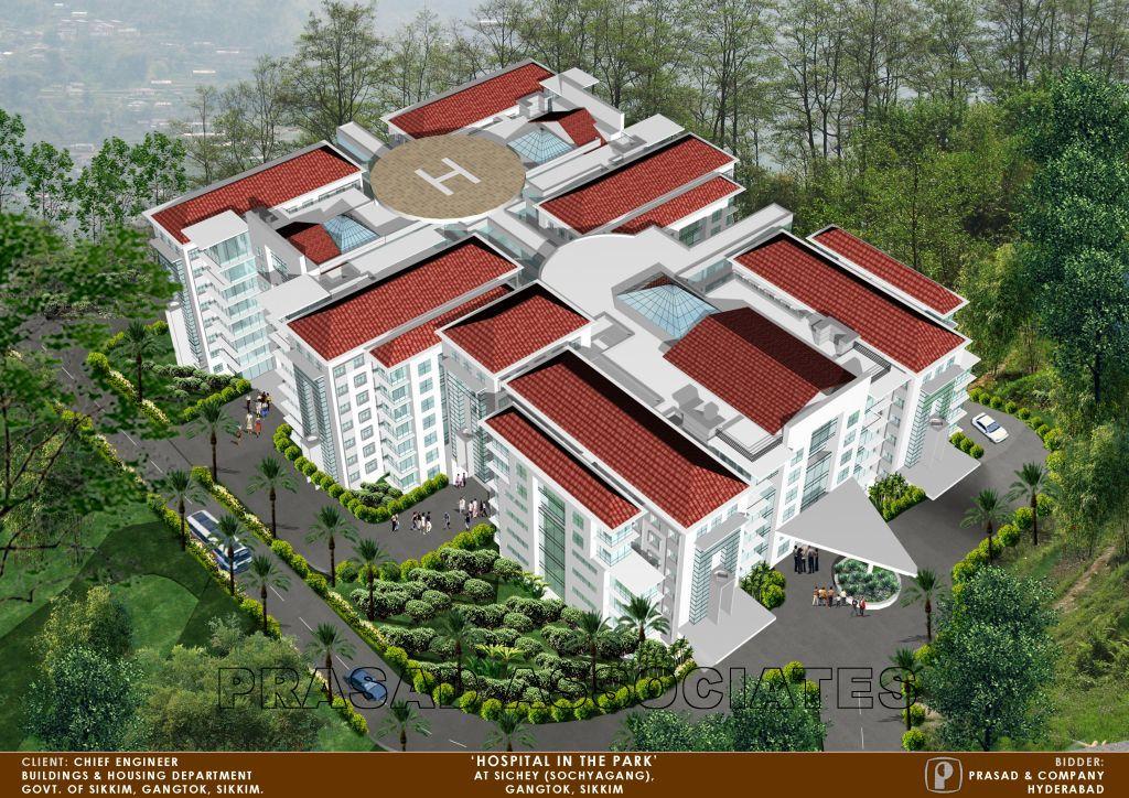 Sikkim Hospital