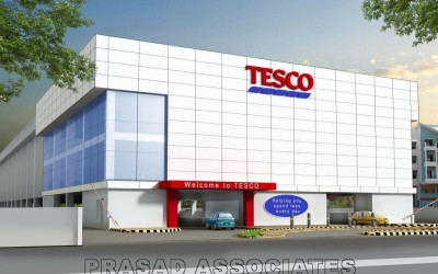 Tesco Cash & Carry Store at Bangalore